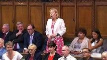 Theresa May 'pleased' to handover to Boris Johnson