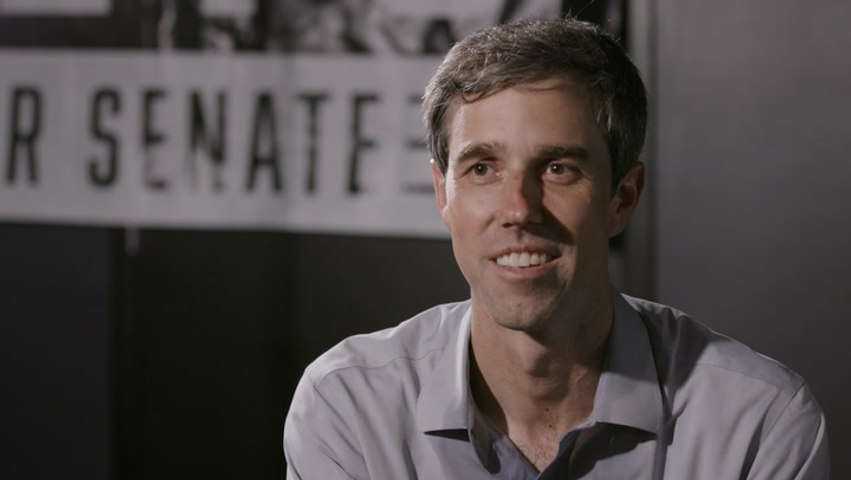 Beto O'Rourke talks candidly about race in America