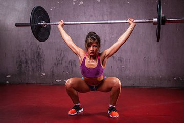 Is Overhead Squats Good for You?
