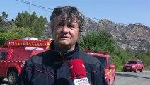 El incendio forestal en El Berrueco está estabilizado