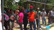 Migrants return home after Mexico, US harden migration policies