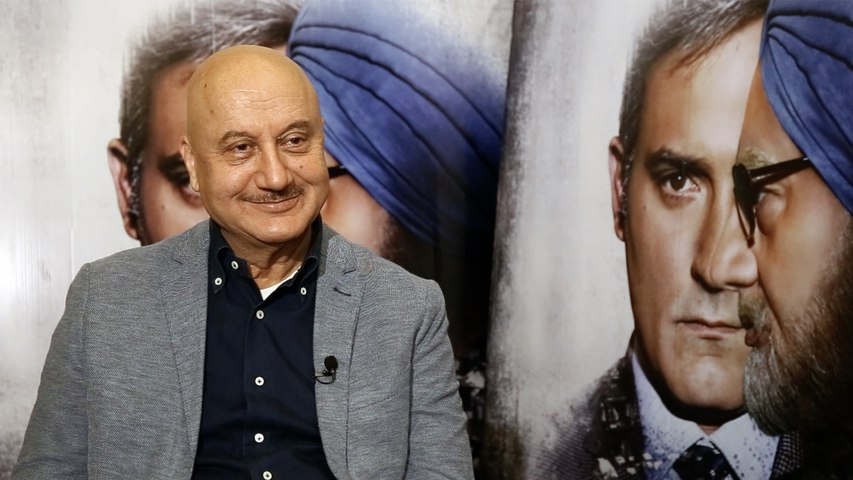 Playing Dr Manmohan Singh was like walking on a razor's edge: Anupam Kher