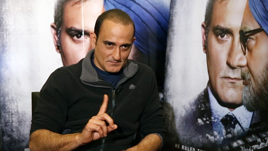 People will oppose The Accidental Prime Minister: Akshaye Khanna