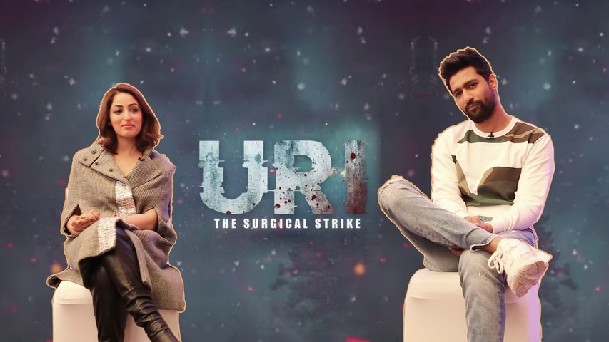 It was a huge honour for me to do Uri: Vicky Kaushal