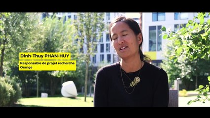 Dinh Thuy Phan Huy - Prix Irène Joliot Curie 2018 -