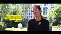 Dinh Thuy Phan Huy - Prix Irène Joliot Curie 2018 -