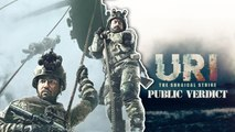 Uri The Surgical Strike: Audience Review