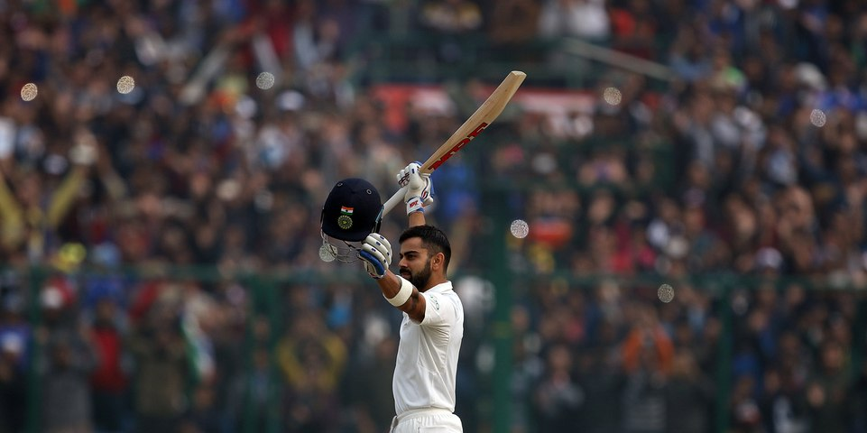 Virat Kohli declared ICC ODI and Test player of the year