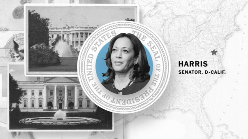Who Is Kamala Harris? | 2020 US Presidential Candidate