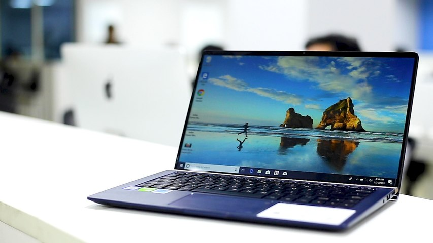 Asus ZenBook 13 first look: High-end Windows notebook with premium specs