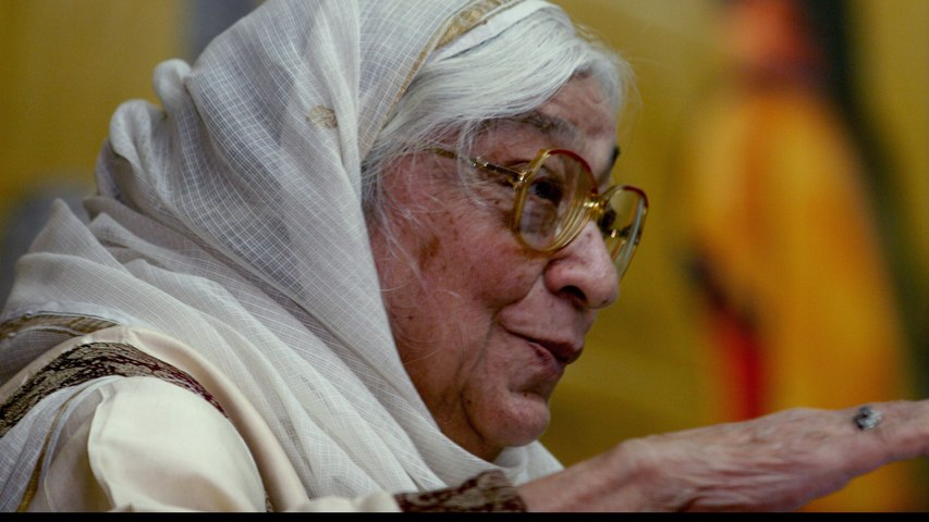 Krishna Sobti  passes away at 93