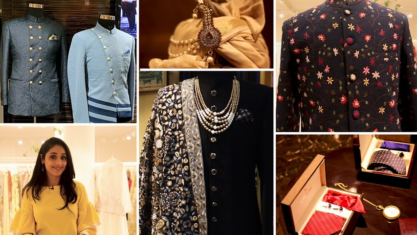 Shaadi Shopping Spree: Grooms all the way