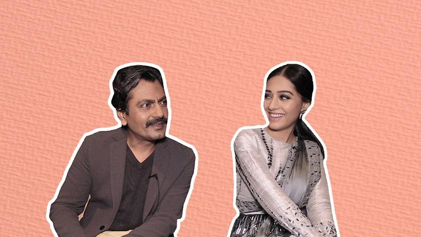 Nawazuddin Siddiqui and Amrita Rao share their slam book secrets