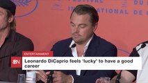 Leonardo DiCaprio Looks Back At An Amazing Hollywood Career