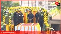 PM Modi, Nirmala Sitharaman pay tributes to Goa CM Manohar Parrikar