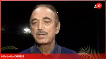 Always appreciated CM Parrikar's work despite being in opposite party: Ghulam Nabi Azad