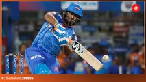 Rishabh Pant powers Delhi Capitals to win over Mumbai Indians