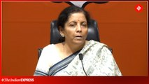 Congress has adopted conspiracy-driven election campaign: Nirmala Sitharaman on 'DeMo sting'