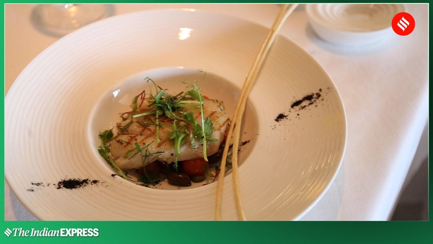 Aeolian Style Sea-bass Fillet Recipe by Chef Agostino D'Angelo