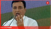 LS polls: Smriti Irani will soon complete hat trick of losses, says Randeep Surjewala