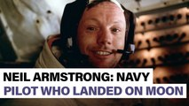 Apollo 11 at 50: Honoring naval aviator and astronaut Neil Armstrong
