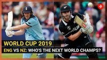 Cricket World Cup 2019 | England and New Zealand are facing each other in the final for lifting their maiden trophy
