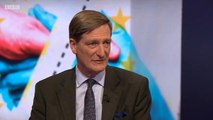 Dominic Grieve insists it's his 'duty' to keep the Queen out of Brexit - as MPs' plan to block no deal is unveiled