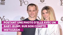 PHOTOS. Alexandra Rosenfeld enceinte, la compagne d'Hugo Cléme...
