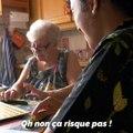 Paulette, 77 ans, a choisi d'héberger une étudiante pour ne pas vieillir seule