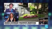 Theresa May va passer la main au 10, Downing Street