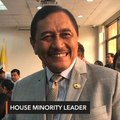 Benny Abante is new House Minority Leader