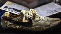Over The Moon! Rare 1972 Nike Waffle 'Moon Shoe' Goes for $475K at Auction