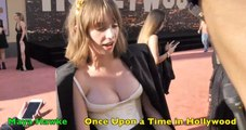 Maya Hawke beautiful and hot - Once Upon A Time In  Hollywood