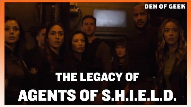 SDCC 2019: Agents of S.H.I.E.L.D. Interview