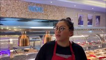 Karine Zhang explique le concept de son restaurant