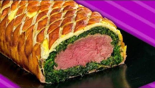 Filet Wellington - Beef - Rezept für Rinderfilet im ...