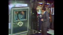 Nixon greets Apollo 11 astronauts after splashdown