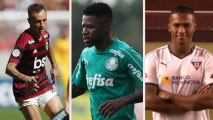 Veja reforços de impacto nesta volta da Libertadores