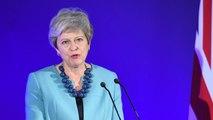 Theresa May Makes Farewell Speech, Wishing Boris Johnson Well