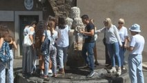 La ola de calor se abate sobre Italia