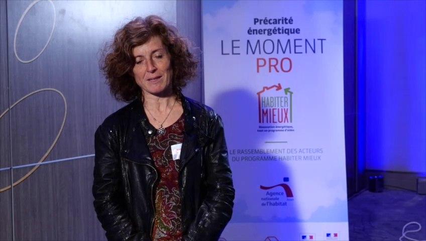 Moment Pro Habiter Mieux - La rénovation des quartiers anciens et des zones pavillonnaires - Brigitte Corinthios