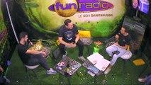 TIESTO en interview sur Fun Radio à Tomorrowland 2019