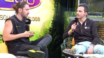 DIMITRI VEGAS & LIKE MIKE en interview sur Fun Radio à Tomorrowland 2019