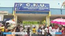 CHU de Guadeloupe : le ras-le-bol du personnel