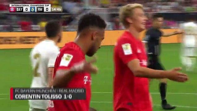 FC Bayern München 3-1 Real Madrid Match Highlights & Goals