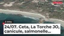 Le Tour de Bretagne en 5 infos - 24/07/19
