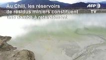 Chili: la menace silencieuse des déchets miniers