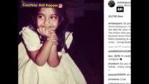 Sonam Kapoor Wins Best Actor Female For Neerja, Father Anil Kapoor Showers Praise