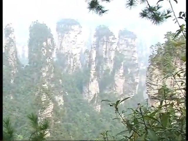 Nationalpark Zhangjiajie-PARADOX in China
