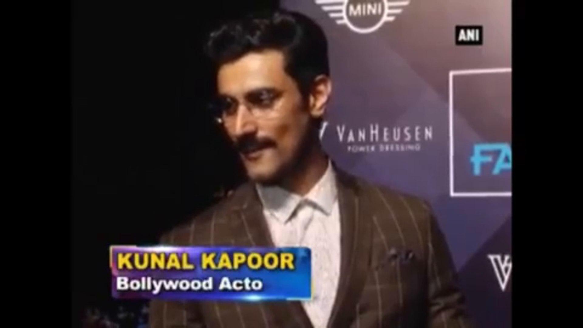 For Kunal Kapoor, Sanjay Dutt Epitomises Style In India